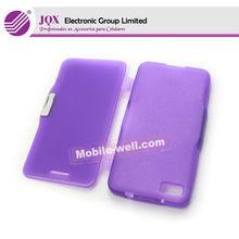 wallet case/cover case for blackberry Z10 flip case