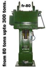Screw Press (Friction) 80 Tones