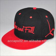 6 panel cap square brim snapback hat s bulk