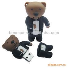 Bear Dad Pen Drives 4GB Funny Item
