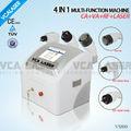 Belleza y salud de la máquina de la belleza/vacío cavitación rf/ultrasonido terapéutico