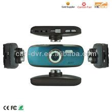 2.7inch LCD 1080p night vision 4X zoom 32gb car dvr