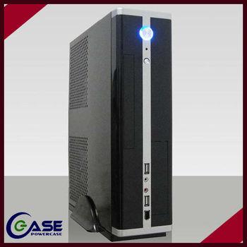 The newest deluxe thin mini itx case/branded desktop pc case