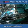 Chrome plating Semi truck aluminum wheels