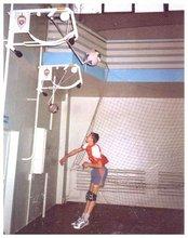 volleyball training apparatus Alekseeva