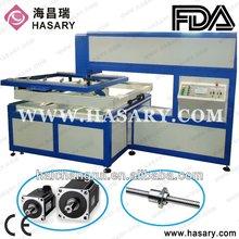 Auto-feeding CNC 0-25mm die board laser cutting wood finger joint board