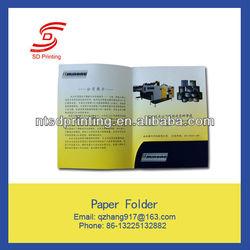 Business Paper Folder Design & Printing