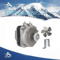 220v FAN MOTOR(refrigeration spare parts) 220v shaded pole motor tubular motor