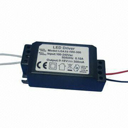 Lighting Electronic Transformer 9W 500mA Constant Current LED Driver