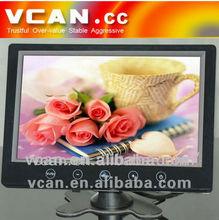 "9"" inch VCAN TM-9009 Car TFT LCD monitor screens"