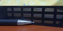 Lexan* Polycarbonate Speaker Net