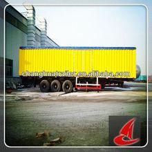 Coal bulk Carrier with 3-axles