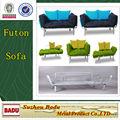 2013 moderno tecido dobrável novo sofás futon( sofá-futon de 007) alibaba novos produtos