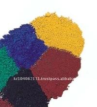 Pigment for coloring Concrete
