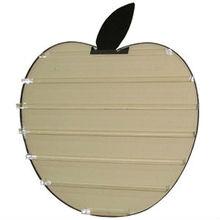 apple shaped crystal acrylic nail polish racks