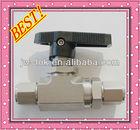 high pressure ball valve gear operated manufacturer