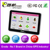 800MHZ 7 Inch Touch screen GPS Navigator with FM+BLUETOOTH+AVIN