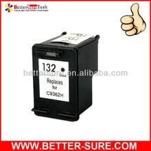 Printer inkjet 132(C9362H) for hp deskjet printer cartridge