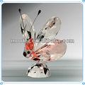kristallglas schmetterling geschenk ausgezeichnete für hochzeitsgäste