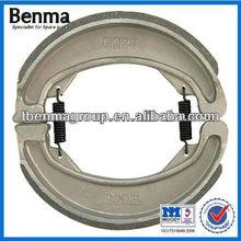 China motorcycle brake shoe manufacturer,high quality shoe brake ,brake shoe motorcycle wholesale !GK125
