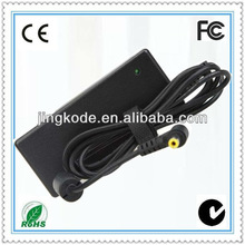 yellow tip ac adapter for hp