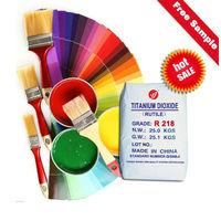 WHITE CRYSTALS titanium dioxide rutile for paints