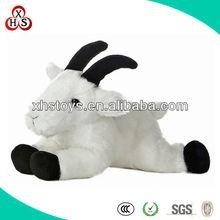 OEM best quality stuffed plush goat
