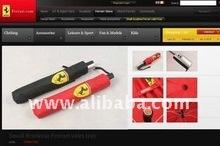Advertise Umbrella/Automatic Umbrella/Two fold Umbrella/Promtional umbrella/gift umbrella/ car umbrella