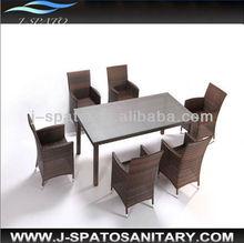 Hot Miami Styles Comfortable Garden Rattan Furniture