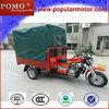 2013 Popular New Good Cheap Gasoline Cargo Kawasaki 3 Wheel Motorcycle