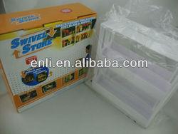 Swivel Store/Swivel Store for Storage/Plastic Swivel Store