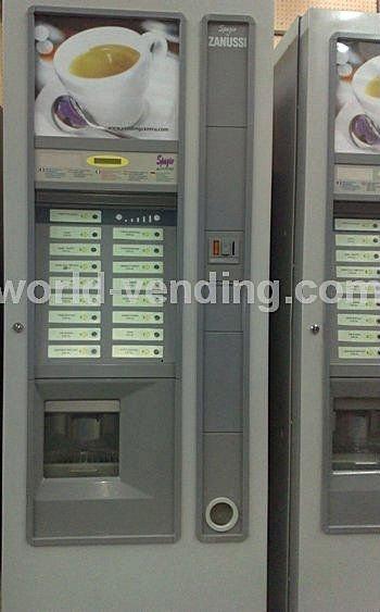 Zanussi spazio mondo - distributori automatici. Com zanussi spazio distributoreautomatico. Necta caffè spazio distributoreautomatico, zanussi spazio es