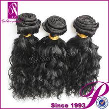 Unprocessed Top Grade Real Virgin Sew In Hair Extensions
