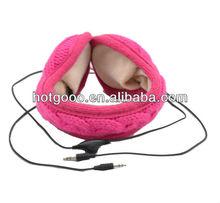 Hi-Fi digital stereo earmuff headphone