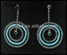 Ladies earrings designs pictures