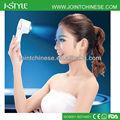 azul terapia de luz led tratamiento del acné multifunción de ultrasonidos rejuvenecimiento de la piel de ultrasonidos photon belleza masajeador