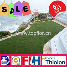 Decorative Green Plastic Artificial Grass For Home