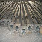 2013 HDG steel pole