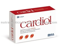 Cardiol health supplements