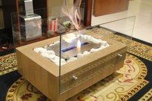 Fireplace Ethanol