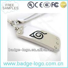 zinc die cast custom sterling silver dog tags