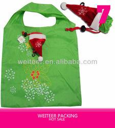 Polyester Fold Up Shopping Bag