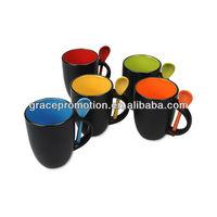 Spooner Ceramic Mug - 12 oz.