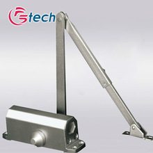 Aluminum material light duty door catches & door closers