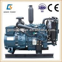 AC Three Phase 220V Brushless Portable Generator