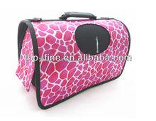 Cute dog carry bag ,protable pet bags
