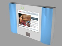 V1-Series Touch panel PC