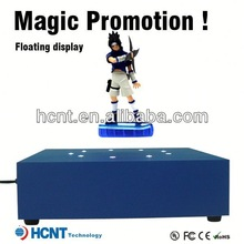 New invention ! magnetic floating toys, toys for children, plastic computer toy