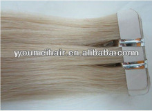 New coming tape hair extension made in china