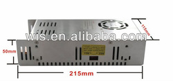 KV-12080-TD triac dimmable constant voltage 12V 80W LED Power Supply
